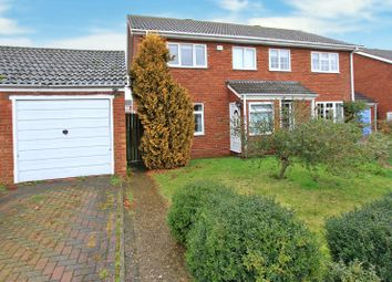 Thumbnail 3 bed semi-detached house for sale in Chapel Road, Earith, Huntingdon