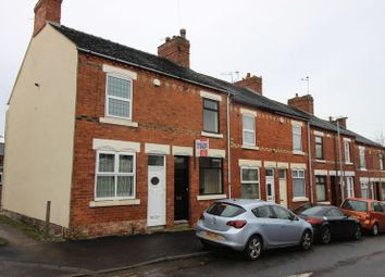Thumbnail 2 bed terraced house for sale in Felstead Street, Baddeley Green, Staffordshire