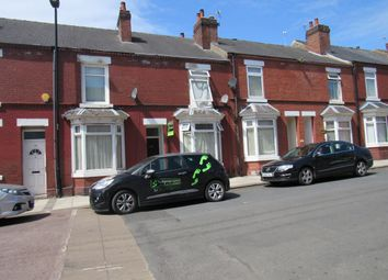 Thumbnail 2 bed terraced house for sale in Childers Street, Hyde Park, Doncaster