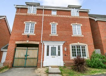 Thumbnail 4 bedroom detached house for sale in Carty Road, Hamilton, Leicester