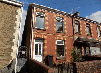 Thumbnail 3 bed end terrace house for sale in Stanley Road, Skewen, Neath, Neath Port Talbot.
