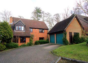 Thumbnail 4 bed detached house for sale in Beechwood Park, Felden, Hemel Hempstead