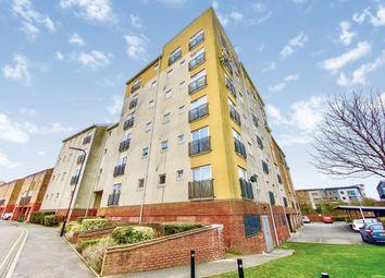 Thumbnail 2 bed flat for sale in Carpathia Drive, Southampton