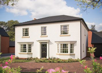 "Thumbnail 5 bed detached house for sale in ""The Winchester"" at The Crescent, Flore, Northampton"