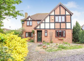 4 bed detached house for sale in The Shires, Drayton, Norwich NR8