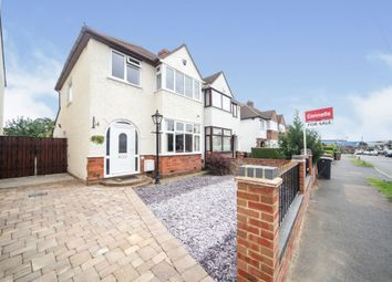 Thumbnail 3 bed semi-detached house for sale in Hollybush Road, Luton
