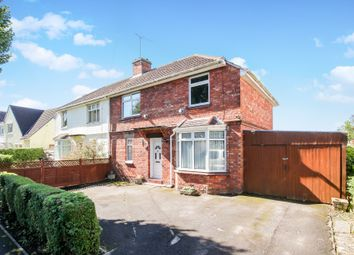 Thumbnail 4 bed semi-detached house for sale in Limes Avenue, Swindon, Wiltshire
