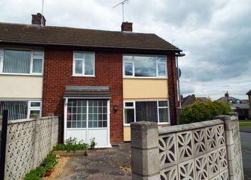 Thumbnail 3 bed end terrace house for sale in Alyn Road, Buckley, Flintshire
