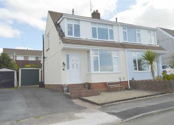 Thumbnail 3 bedroom property for sale in St Hilary Drive, Killay, Swansea