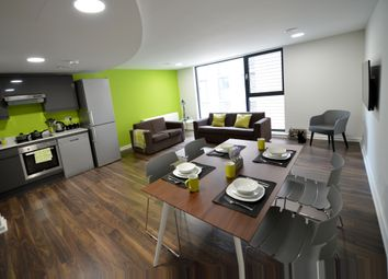 Thumbnail 5 bedroom shared accommodation to rent in 104 Arundel Street, Sheffield City Centre