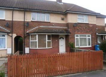 Thumbnail 2 bed terraced house to rent in 19th Avenue, Hull