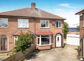 Thumbnail 3 bedroom semi-detached house for sale in Leyton Crescent, Beeston, Nottingham, .