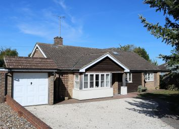Thumbnail 4 bed detached bungalow for sale in Old Plough Close, Chearsley, Aylesbury