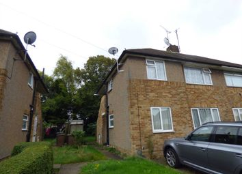 Thumbnail 2 bed maisonette to rent in Roman Road, Leagrave, Luton