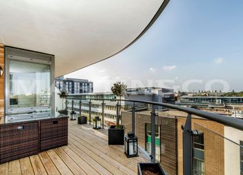 Thumbnail 1 bed flat to rent in Laval House, Ealing Road, Brentford