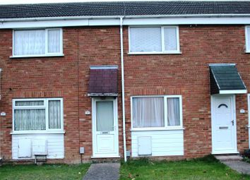 Thumbnail 2 bed terraced house to rent in Fareham Way, Houghton Regis, Dunstable