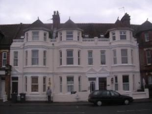 Thumbnail 1 bed maisonette to rent in Holdenhurst Road, Bournemouth