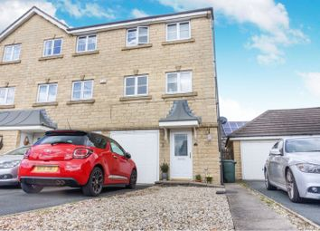 3 bed town house for sale in Meldon Way, Clayton Heights BD6