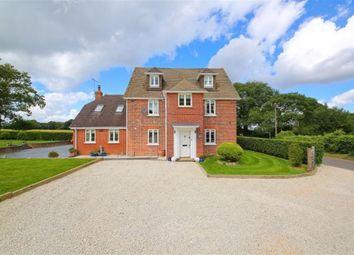 Thumbnail 5 bed detached house to rent in Fackenden Lane, Shoreham, Sevenoaks