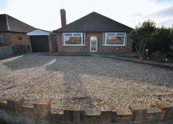Thumbnail 3 bed detached bungalow for sale in Varvel Avenue, Sprowston, Norwich
