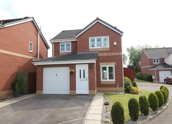 Thumbnail 3 bed detached house for sale in Pennington Drive, Carlisle, Cumbria