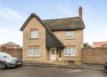 Thumbnail 3 bedroom detached house for sale in School Drive, Crossways, Dorchester