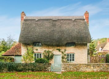 Thumbnail 3 bed cottage to rent in Little Haseley, Oxford