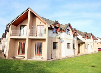 Thumbnail 3 bedroom flat for sale in Knockomie Rise, Forres