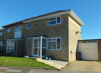Thumbnail 2 bed semi-detached house for sale in Stratton Heights, Cirencester