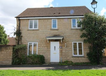 Thumbnail 3 bed detached house to rent in Isis Close, Calne