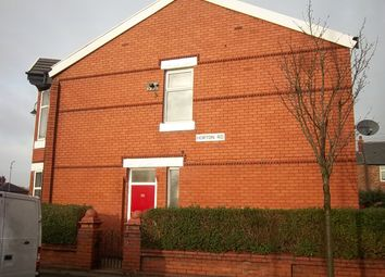 Thumbnail 3 bed end terrace house to rent in Horton Road, Manchester