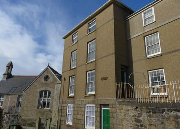 Thumbnail 1 bed flat to rent in Old Church House, Voundervour Lane, Penzance