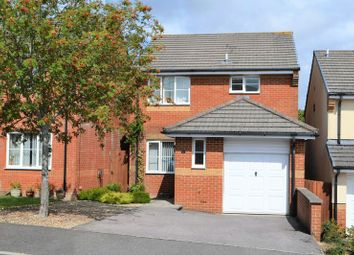 Thumbnail 3 bed detached house for sale in Morgan Way, Peasedown St. John, Bath