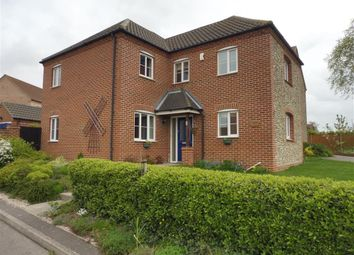 Thumbnail 4 bed detached house for sale in John Franklin Way, Erpingham, Norwich