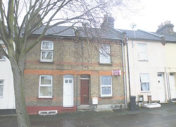 Thumbnail 3 bed terraced house for sale in Castle Road, Chatham
