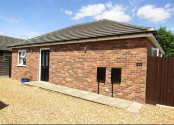 Thumbnail 2 bed detached bungalow for sale in West End, Whittlesey, Peterborough