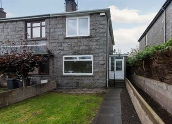 Thumbnail 2 bedroom end terrace house for sale in Orchard Road, Aberdeen, Aberdeenshire