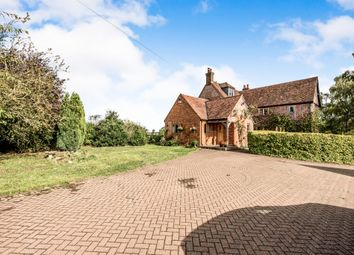 Thumbnail 4 bed detached house for sale in How End Road, Houghton Conquest, Bedford