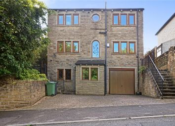 Thumbnail 5 bedroom detached house for sale in Linfit Lane, Linthwaite