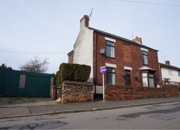 Thumbnail 3 bed detached house for sale in Billam Street, Sheffield