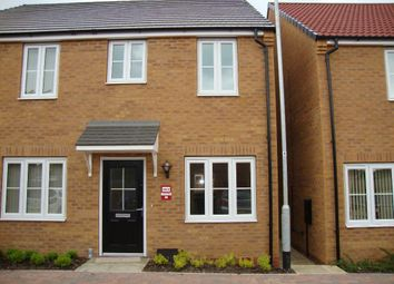 Thumbnail 2 bed semi-detached house to rent in James Major Court, Cleethorpes
