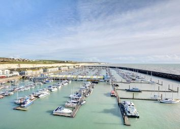 Thumbnail 2 bed flat for sale in Manor Road, Brighton Marina Village, East Sussex
