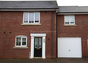 Thumbnail 4 bed semi-detached house to rent in Chapman Way, Eynesbury, St. Neots