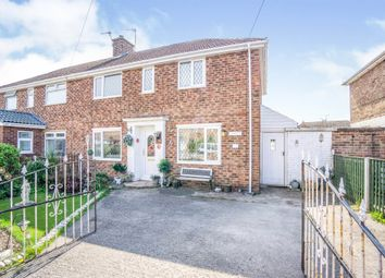 Thumbnail 3 bed semi-detached house for sale in Ridgefield Road, Heswall, Wirral