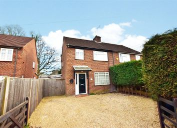 Thumbnail 3 bedroom semi-detached house for sale in Fernbank Road, Ascot, Berkshire