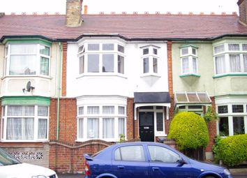 Thumbnail 3 bedroom terraced house to rent in Thorpe Road, Walthamstow, London
