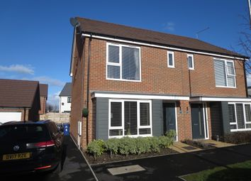 Thumbnail 3 bed semi-detached house for sale in Harold Hines Way, Trentham, Stoke-On-Trent