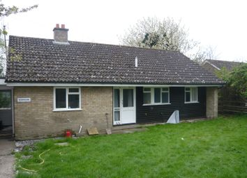 Thumbnail 3 bed bungalow to rent in Severalls Road, Methwold Hythe, Thetford