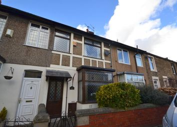 Thumbnail 3 bed terraced house for sale in Salthill Road, Clitheroe, Lancashire