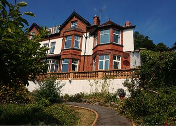 Thumbnail 8 bed semi-detached house for sale in 60 Church Walks, Llandudno